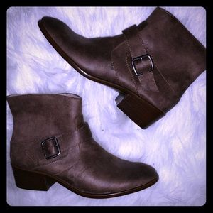 Brand new ankle booties